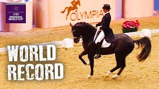Edward Gal & Totilas World Record Breaking Freestyle Test | Olympia 2009 - Full Length