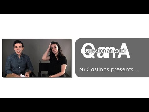 """""""Q an A"""" (Question An Actor): EP. 1 Laura Donnelly"""