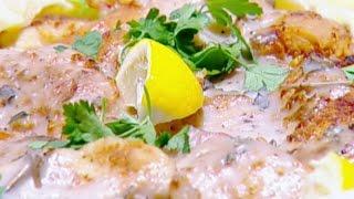 الدجاج بصلصة الميرامية - ايمان عماري