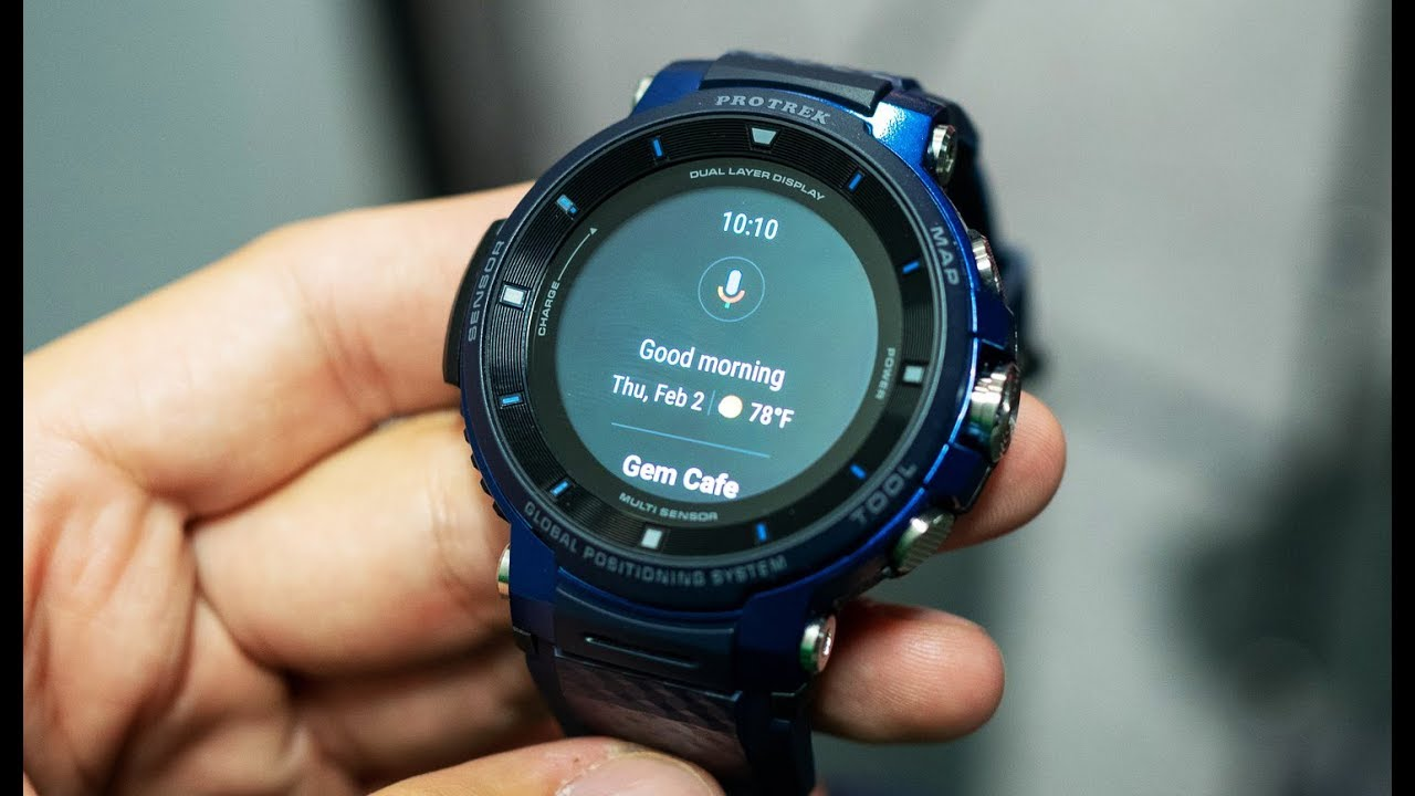 Qualcomm Unveils Snapdragon Wear 3100 For Next-Gen Wear OS w/ Improved  Battery Life, Performance