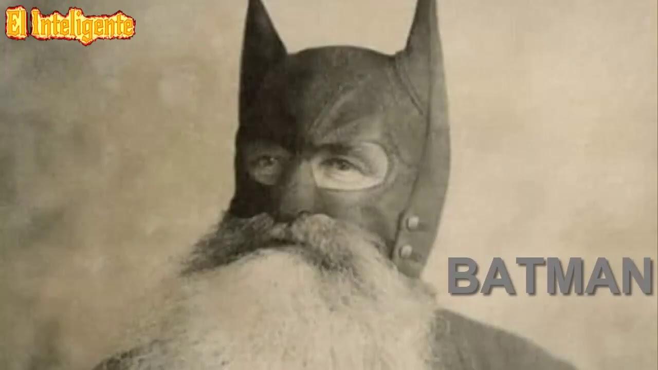 Batman si existió en la vida real