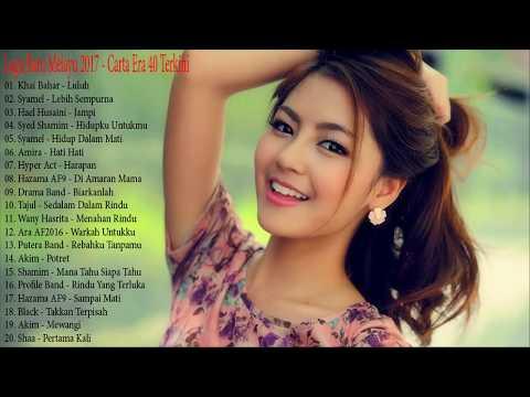 Carta Era 40 Terkini - Lagu Baru Melayu 2017 - Lagu Malayu Terbaik 2017