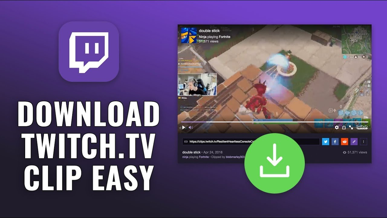 Twitch Downloader