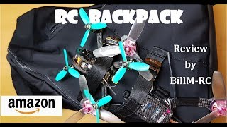 RC Backpack review-  Stylish Backpack also good for rc hobby