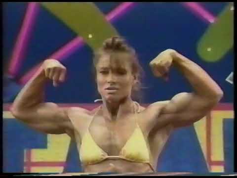 1992 Jan Tana Professional Women's Bodybuilding Classic