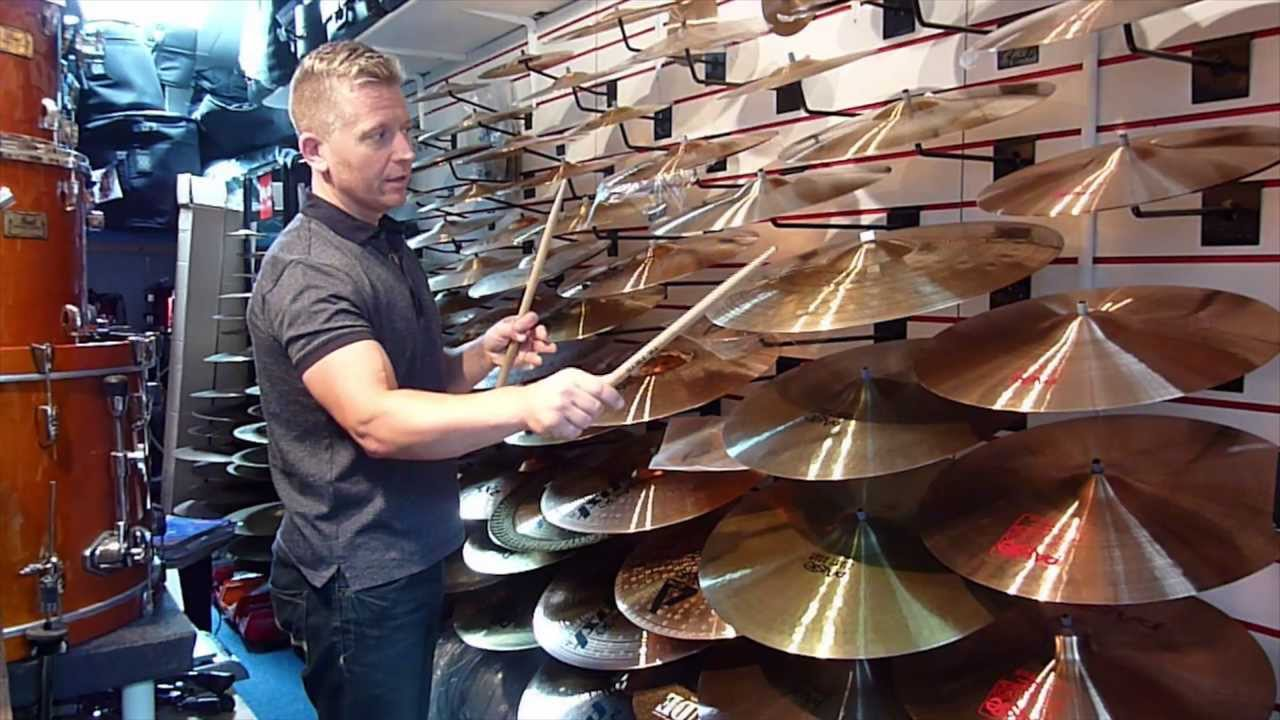 Skylark's Guide To Buying Cymbals