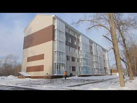 Новый дом на Пионерской в Комсомольске