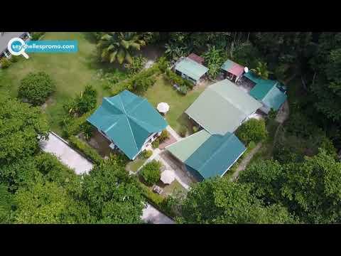 Seychelles #1 of top guest houses on La Digue - Tanette's Villa