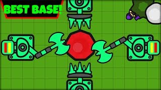 ZOMBS.IO BEST BASE EVER! | SOLO BASE | ZOMBS.IO SOLO BASE (zombs.io update)