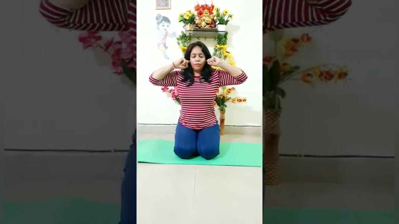 భ్రామరి ప్రాణాయామం – MM Sreelekha