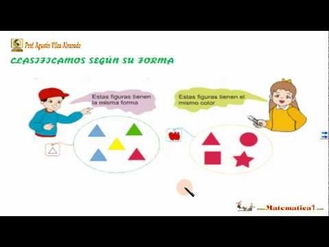 ACTIVIDADES CON CONJUNTOS-Matemáticas Niños 5 ó 6 ó 7 Años-Ejercicios Resueltos