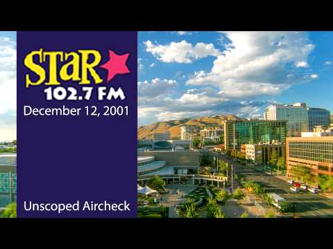 Star 102.7 Aircheck (unscoped)