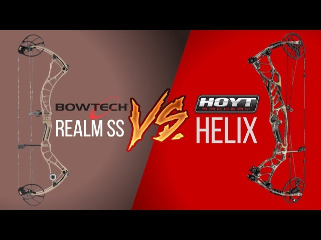 Bowtech Realm SS vs Hoyt Helix | Strong Shot Archery Reviews