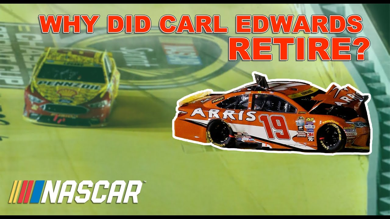 Could Carl Edwards still be driving in the NASCAR Cup Series? | What If? | Backseat Drivers