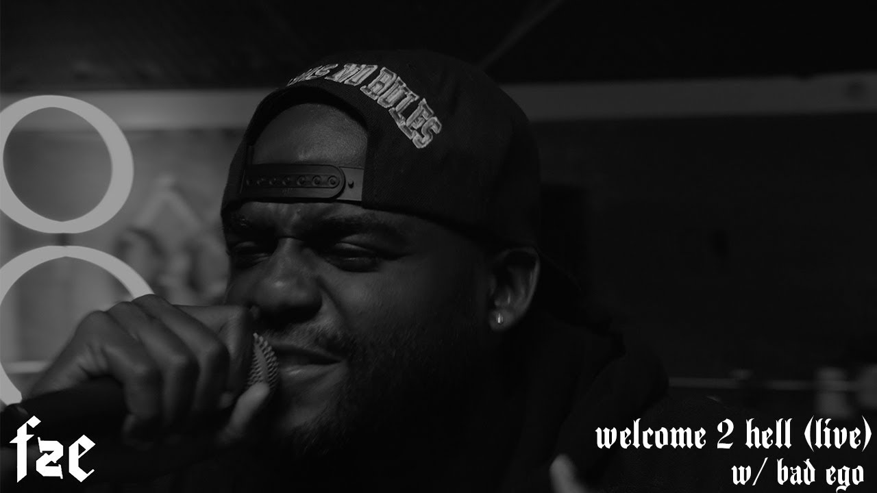 Download Fze - Live w/ Bad Ego   Episode 002 (Welcome 2 Hell)