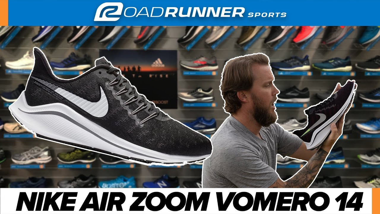 buy popular 1b873 1839b Nike Vomero 14 Shoe Review   First Look!   NEW FALL 2018. Road Runner Sports