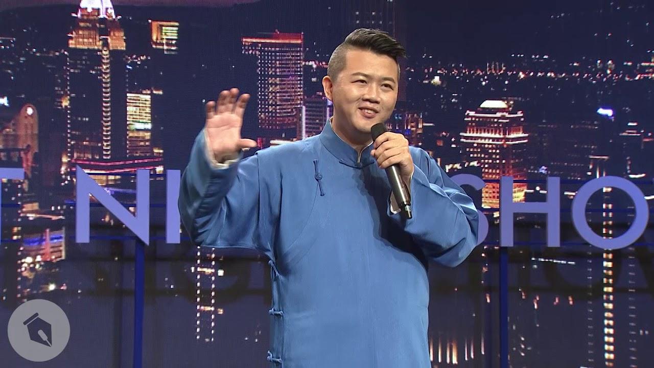 【博恩夜夜秀】黃逸豪-護家盟起手式