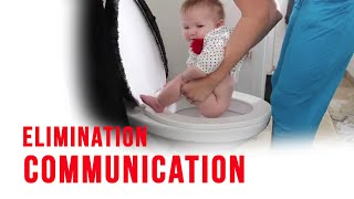What the Heck is Elimination Communication? Infant Potty Training