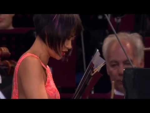 Yuja Wang en concierto en L'Auditori de Barcelona - 20 Enero 2018
