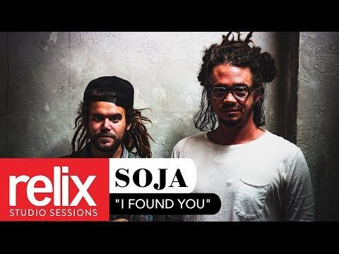 """I'll Find You"" | Soja | 10/25/17 | Relix Studio Sessions"