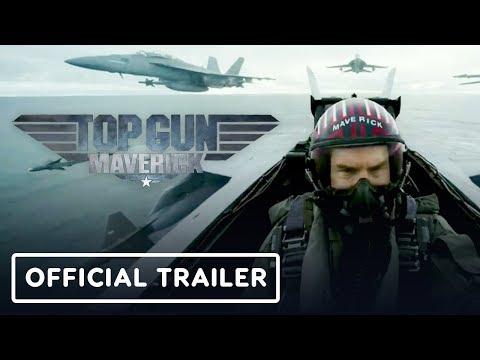 Danny - Top Gun: Maverick Official Trailer (2020) Tom Cruise - Comic Con 2019