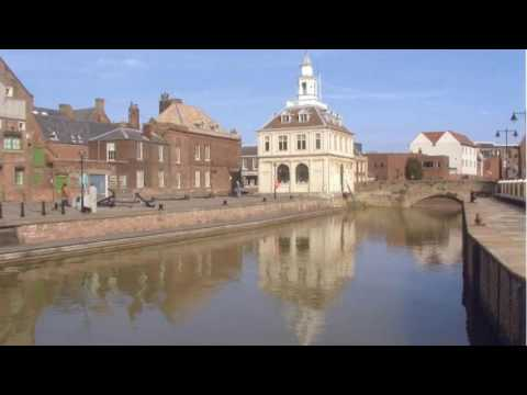 Visiting Kings Lynn