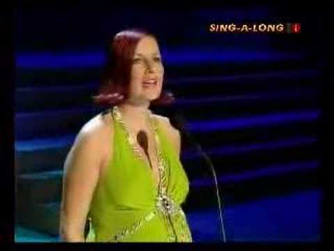 Carrie Grant - Don't cry for me Argentina