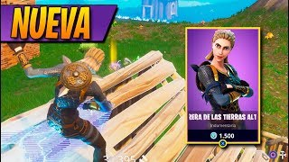 *NUEVA* Skin GUERRERA! Fortnite: Battle Royale thumbnail