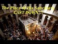 HIS SANCTUARY CAST DOWN!!! CHURCH OF THE HOLY SEPULCHRE... CLOSED!!!