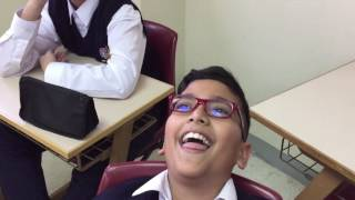 American International School mannequin challenge