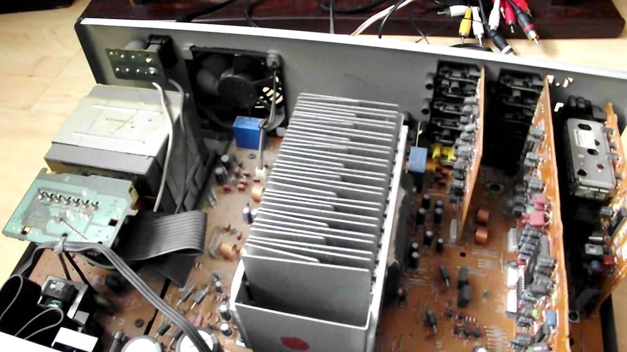Technics Sa-ax530   Przebicie