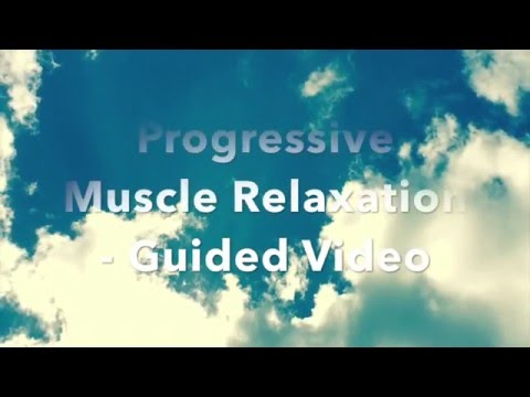 Progressive Muscle Relaxation (20min guided meditation) - PMR for insomnia, chronic pain and anxiety