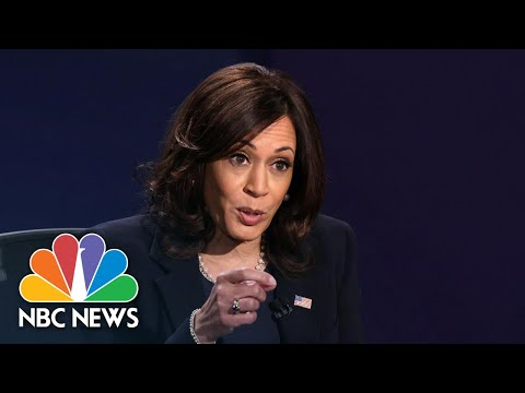 Harris Calls Out