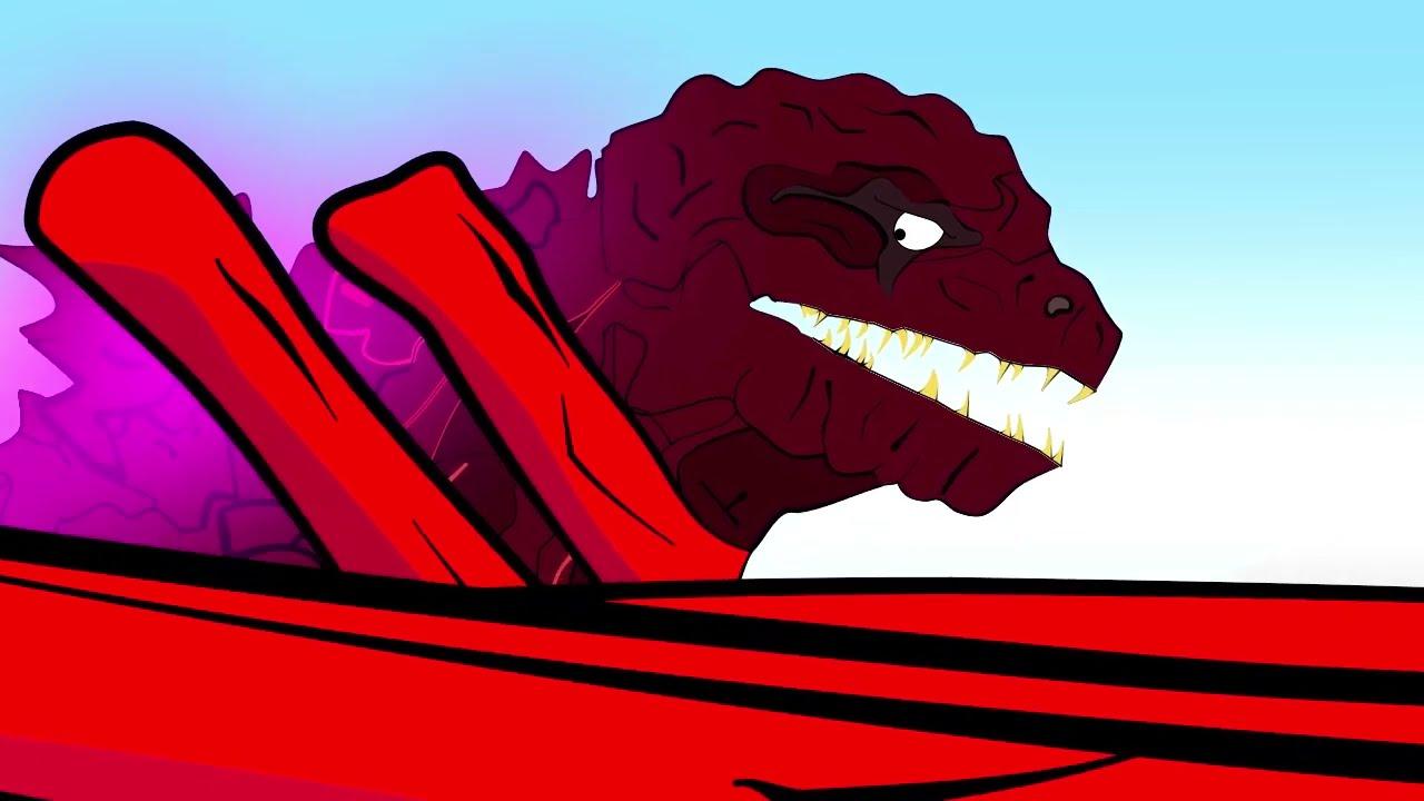 Evolution Of  Venom Godzilla Vs GODZILLA ARMOR And Godzilla Earth -Evolution Of Godzilla