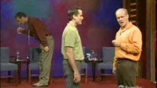 Whose line is it anyway - Party Quirks E5S4