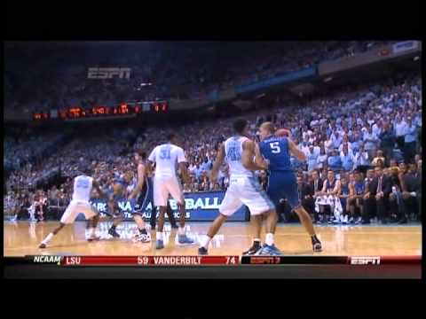02/08/2012:  #9 Duke Blue Devils at #5 North Carolina Tar Heels