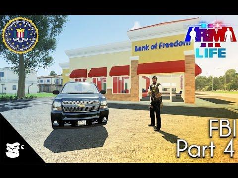 Arma 3 Life - FBI Part 4 - .50 Hero