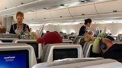 [Flight Review] Hong Kong to Helsinki on Finnair A350 XWB Economy class
