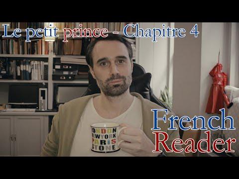 french-reader---le-petit-prince---chapitre-4