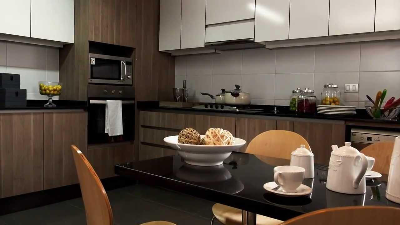 Diseño & Espacios - Cómo hacer tu cocina más funcional - YouTube