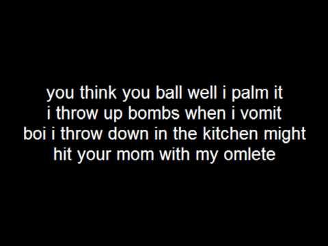 Eminem - Despicable (Lyrics)
