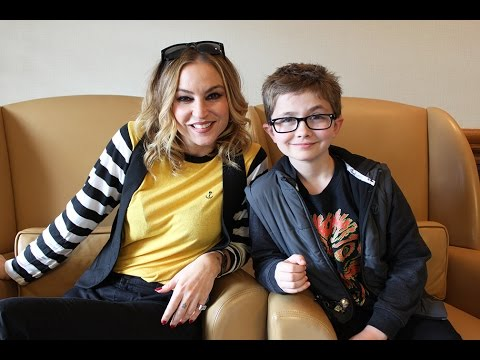 Drea de Matteo of Sons of Anarchy & The Sopranos: Super cute