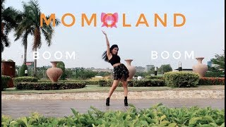 MOMOLAND - BOOM BOOM - DANCE COVER BY JANNIE