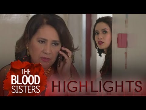 The Blood Sisters: Agatha hides in the trunk of Rosemarie's car | EP 50