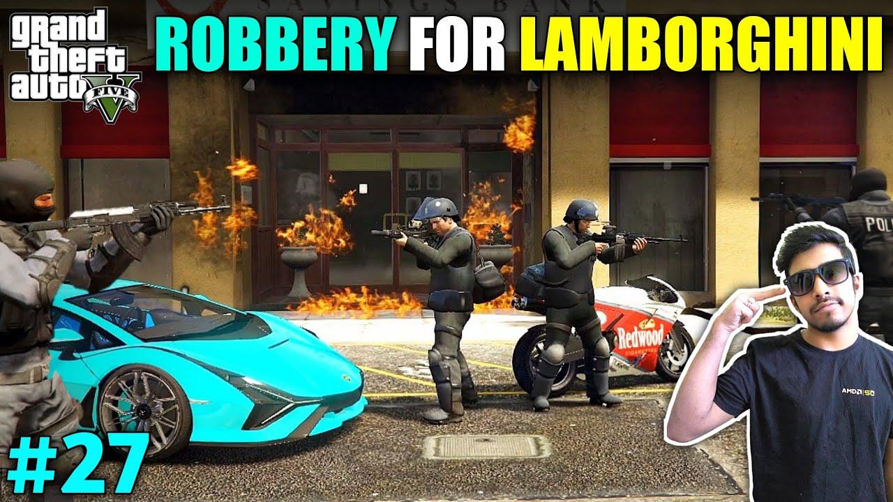 Download FINALLY I GOT MY LAMBORGHINI | GTA V GAMEPLAY #27