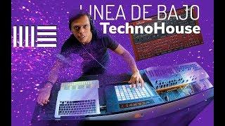Como crear una linea de Bajo para Techno house en Ableton Live - EMCO Capitulo #2