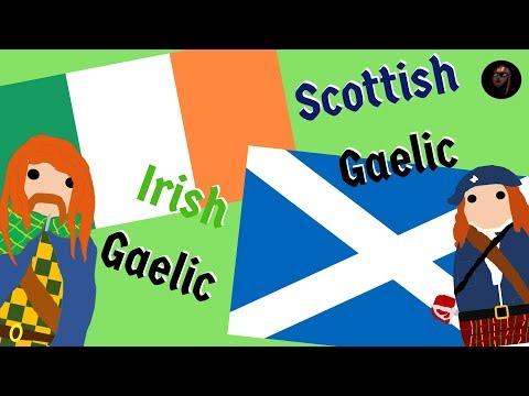 How to Tell Apart Scottish-Gaelic and Irish Gaelic