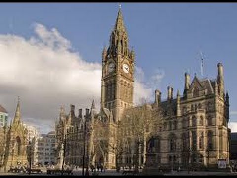 Manchester, City in England - Best Travel Destination