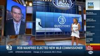 Nicole Zaloumis Welcome Fox Sports
