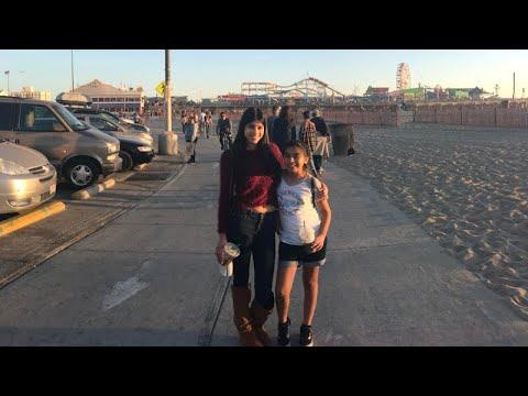 Santa Monica Pier 🎢 VLOG #9   Ruth Bustos